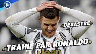 Cristiano Ronaldo et la Juve se font détruire après le fiasco face à Porto | Revue de presse