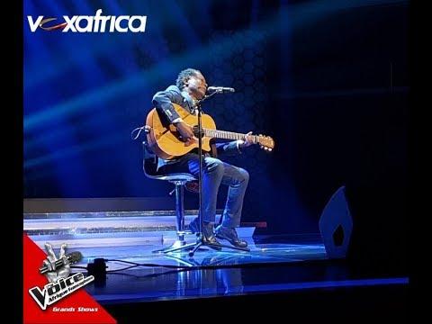 """Coach Lokua """" Wapi Yo """" L Grande Finale L The Voice Afrique 2018"""