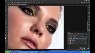 Photoshop ретушь фото (уроки)
