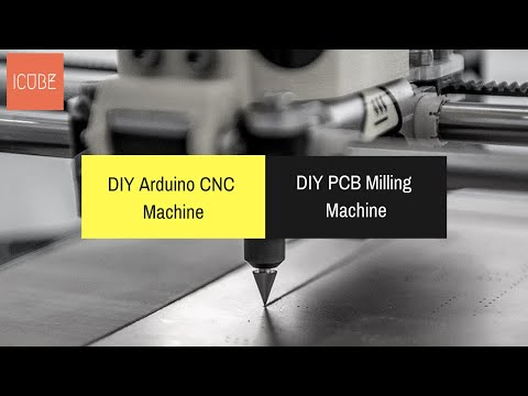 DIY arduino cnc machine | DIY pcb milling Machine | how to make cnc machine | arduino projects