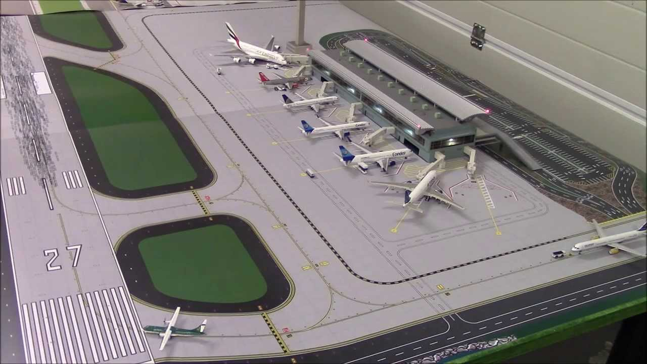 Geminijets Airport Manchester Airport Terminal 1 Youtube