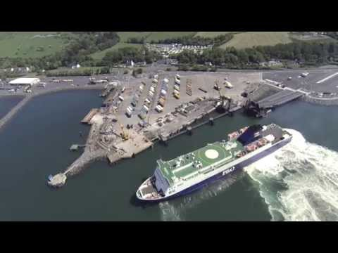 Cairnryan Port Replacement Linkspan