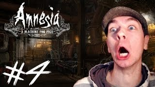 Amnesia: A Machine for Pigs - Part 4 | HUGE JUMPSCARE | Gameplay Walkthrough