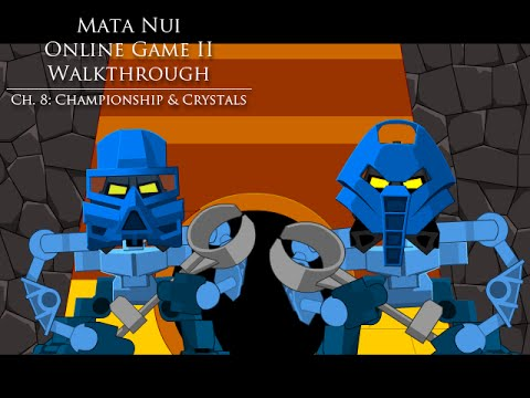 bionicle mata nui online game 2 walkthrough