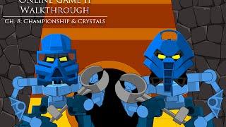 Скачать Mata Nui Online Game 2 Walkthrough Part 8 Championship And Crystals