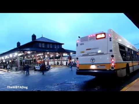 TheMBTADog: MBTA Bus 28 Ride: Mattapan to Dudley via Blue Hill Avenue, Grove Hall and Warren Street