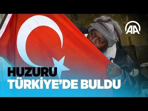 İki kıtada savaştan kaçtı, huzuru Türkiye'de buldu