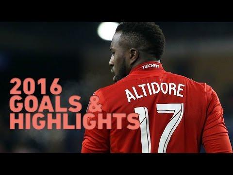 Jozy Altidore 2016 MLS Goals & Highlights