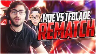Yassuo | THE REMATCH!!! MOE VS TFBLADE 1V1!