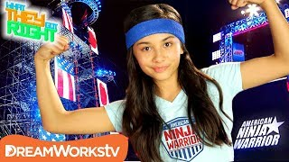 American Ninja Warrior Designed by a 9-Year-Old?! | WHAT THEY GOT RIGHT
