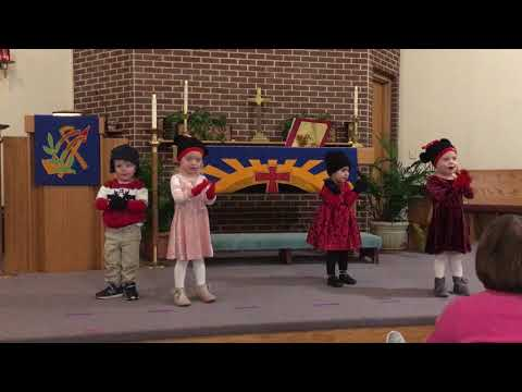 Glenwood Country Day School 2017 Winter Holiday Performance Ms. Harps Class