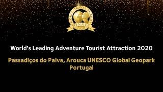 Passadiços do Paiva, Arouca UNESCO Global Geopark, Portugal