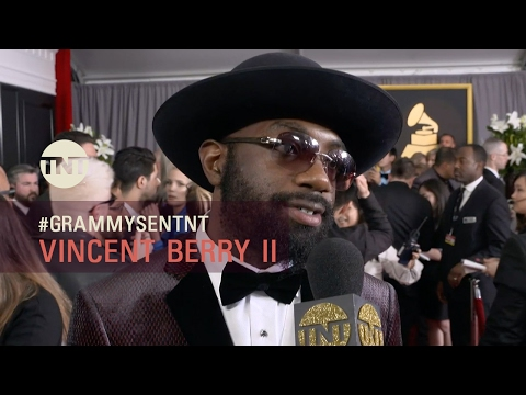 59th Annual Grammy Awards 2017  Vincent Berry II