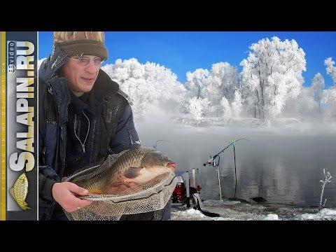 охота на рыбалку на карася на фидер