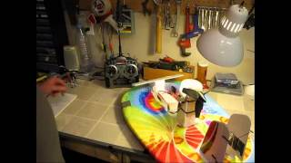 Description Of Build, Awesome Rc Airboat, Part 1 Of 2