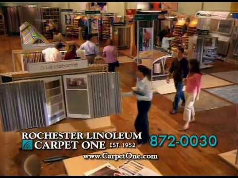 Rochester Linoleum and Carpet One - Intro - YouTube