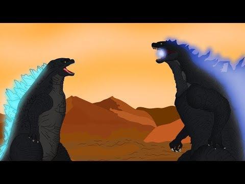 Godzilla Defeats Legendary Godzilla | Godzilla: King Of The Monsters | Size Comparisons