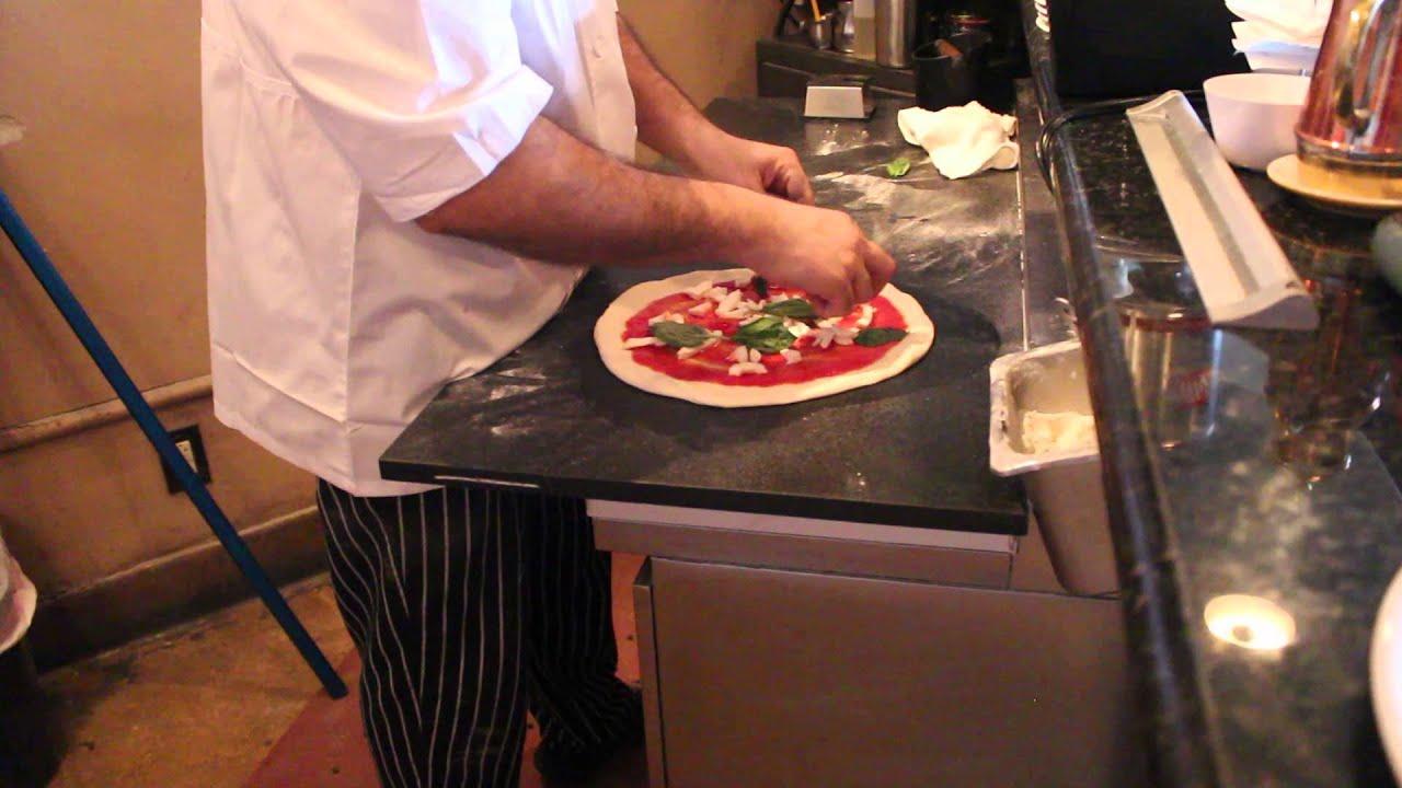 Margherita Pizza - Napoletana Pizzeria