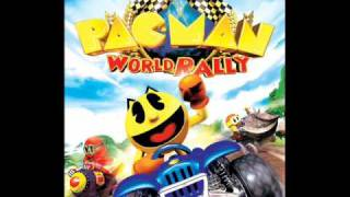 Pac Man World Rally Soundtrack - Retro Maze
