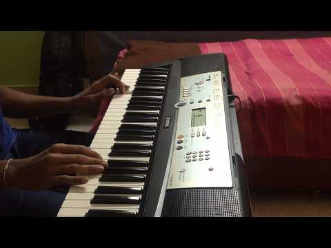 1 (Nenokkadine) Title Theme - Keyboard Tutorial