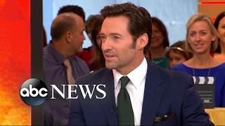 Hugh Jackman Interview on Final Wolverine Movie