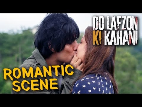 Randeep Hooda and Kajal Aggarwal's Romantic Scene | Do Lafzon Ki Kahani | HD