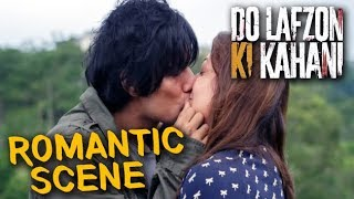 Randeep Hooda and Kajal Aggarwal's Romantic Scene | Do Lafzon Ki Kahani | HD