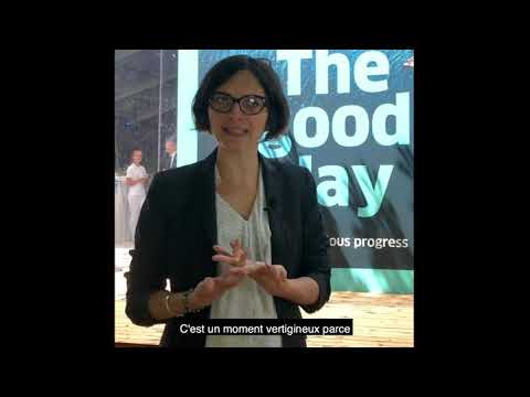 The good day : Célia Blauel (FR)