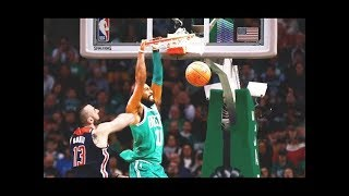 KYRIE IRVING Can DUNK compilation