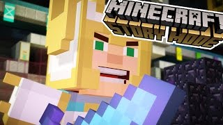 WINNING IT ALL!!!! | Minecraft : Story Mode | Episode 8 [4]