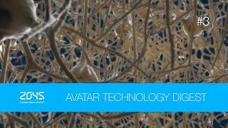 #3 Avatar Technology Digest / Bionic hand, BioMicroRobot, 3D-printed bionic ants etc.
