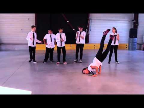 Proviedanse sud x School of Urban Dance x Hip hop enfants x Toto x Men in Black