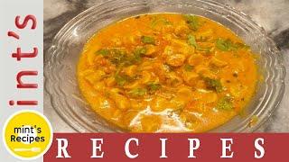 Rajasthani Gatte Ki Sabzi - Indian Curry Recipe