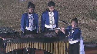 變換隊形 日本八王子高校等12支團隊 2015嘉義市國際管樂節 thumbnail