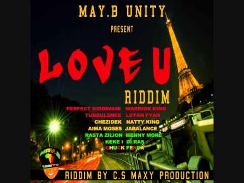 chezidek- hail jah (love u riddim) MAY B UNITY mp3