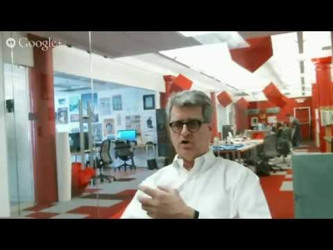 Chat with Fred Seibert from Frederator!