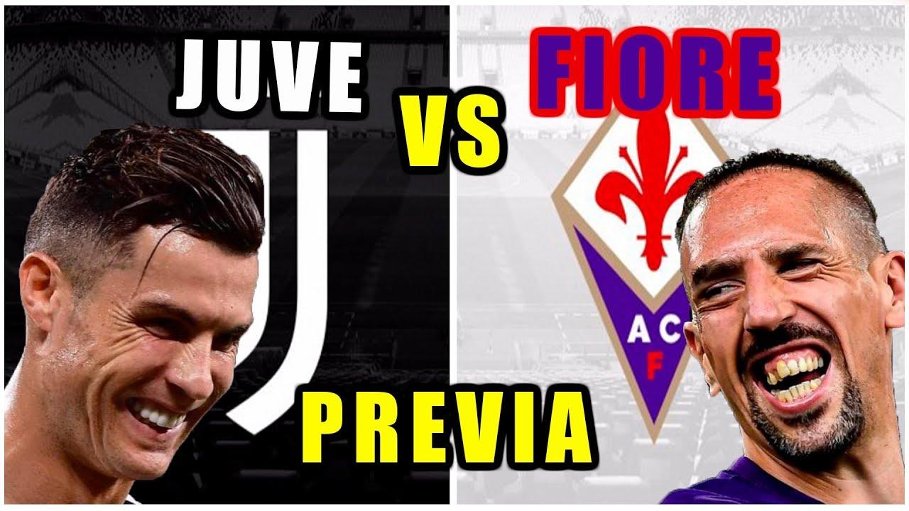 Sigue en directo y online el Juventus vs. Fiorentina, de la Serie A ...