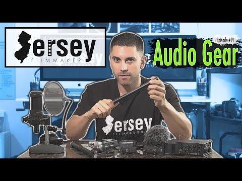 Filmmaking Audio Gear Options & Overview [ Road2RED Series ]