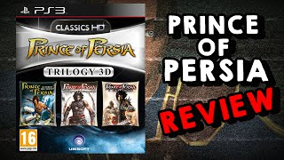 Prince of Persia The Sands of Time Review - The CalviCade (HD Version)