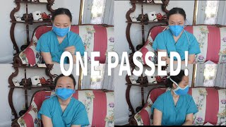I sewed and fit tested four different face masks...