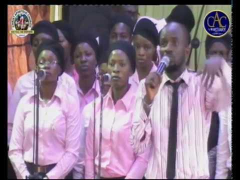 Take Your Glory (Nathaniel Bassey) by Rhema Voices of CAC Living Sanctuary (21-05-2017)
