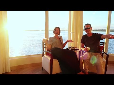 OUR FAVORITE ROOM EVER | Amazon Luxury Cruise