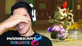 COMBINACIÓN RANDOM EN MARIO KART 8 DELUXE | RETO | Nintendo Switch