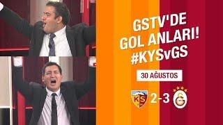 GS TV'DE GOL ANLARI! | #KYSvGS 💪