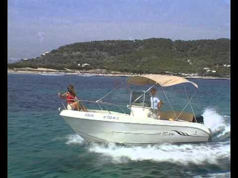 Capelli Cap 20 – Motonáutica Ibiza   Alquiler de barcos en Ibiza