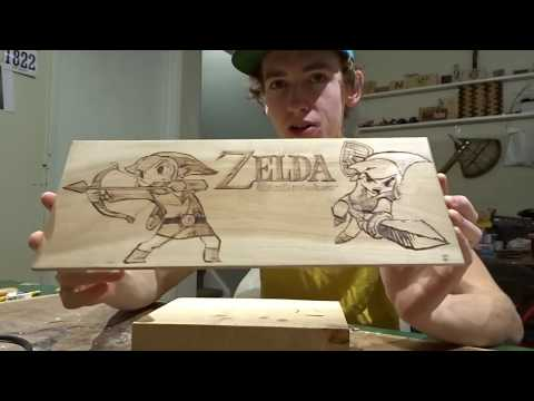 Learn How to Wood Burn in 9 Minutes