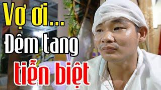 🔴Đêm cuối tiễn biệt đẫm nước mắt của gia đình em Phạm Văn Thành bên quan tài em Khuyên