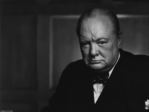 Winston Churchill - Iron Curtain Speech (The Sinews of Peace