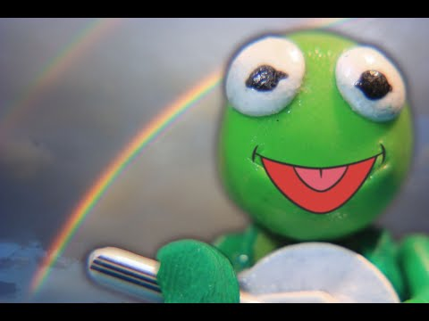 Kermit the Frog: The Rainbow Connection Animated Cover