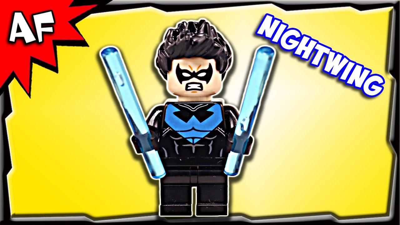"Batman missions 6/"" RARE Batman Electro power et Bane NIGHTWING"